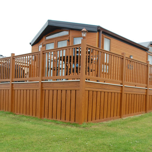MPB Decking Holiday Parks